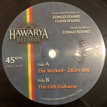 Zion Irie ‎– The wicked