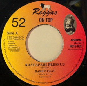 Barry Issac / Reggae On Top All Stars – Rastafari Bless Us