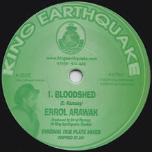 Errol Arawak ‎– Bloodshed