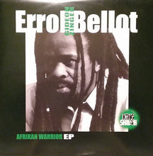 Errol Bellot ‎– Afrikan Warrior EP