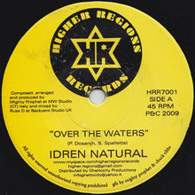Idren Natural ‎– Over The Waters