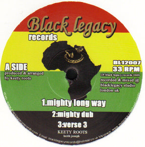 Keety Roots ‎– Mighty Long Way