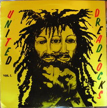 Various ‎– United Dreadlocks Vol. 1