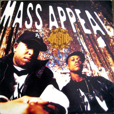 Gang Starr ‎– Mass Appeal