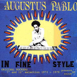 Augustus Pablo ‎– In Fine Style