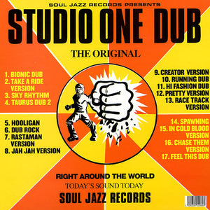 Various ‎– Studio One Dub