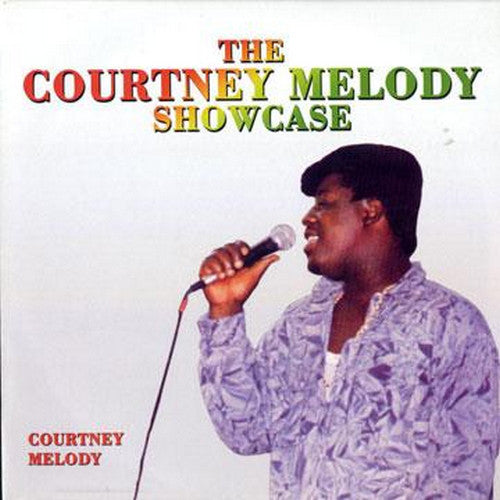 Courtney Melody ‎– The Courtney Melody Showcase
