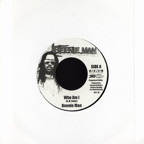 Beenie Man / Mr. Vegas ‎– Who Am I / Big Things A Gwaan