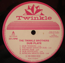 The Twinkle Brothers ‎– Dub Plate