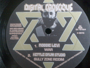 Gussie Ranks / Alcapone / Robbie Levi ‎– Bully Bwoy / Herb Affair / War