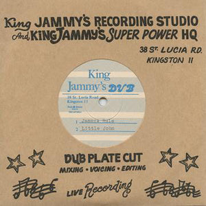 Little John / Colin Roach ‎– Jammys Rule / Hey Yo