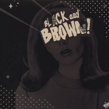Black Milk & Danny Brown ‎– Black And Brown!