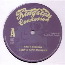 Ziggy & Earth Disciples ‎– Who's Running
