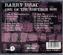 Barry Issac ‎– One Of The Emperor Son