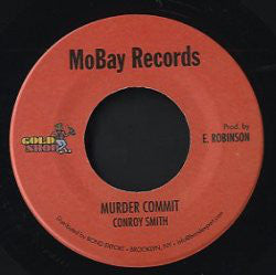 Conroy Smith ‎– Murder Commit