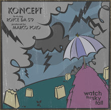 Koncept  ‎– Watch The Sky Fall EP