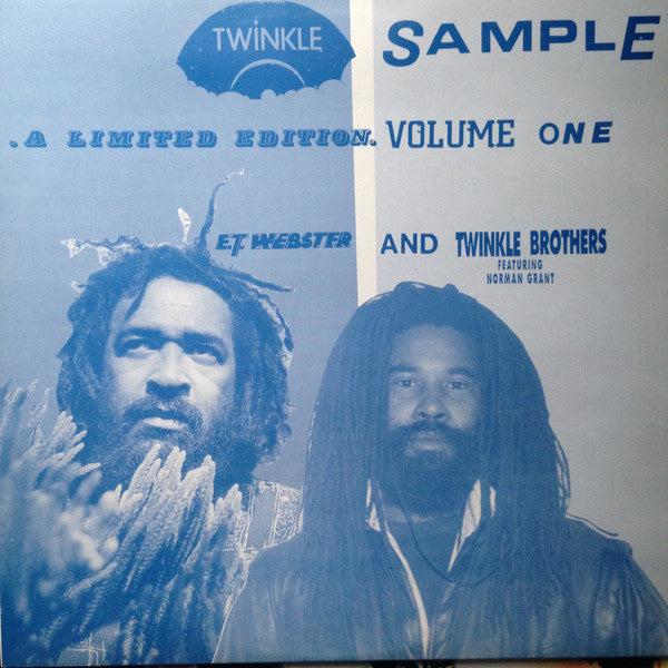 E.T Webster & Twinkle Brothers ‎– Twinkle Sample Vol 1