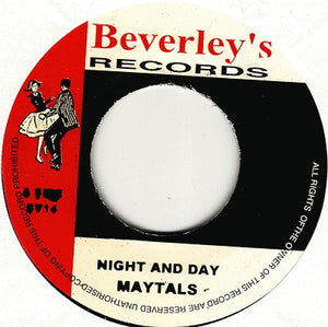 Maytals ‎– Night And Day