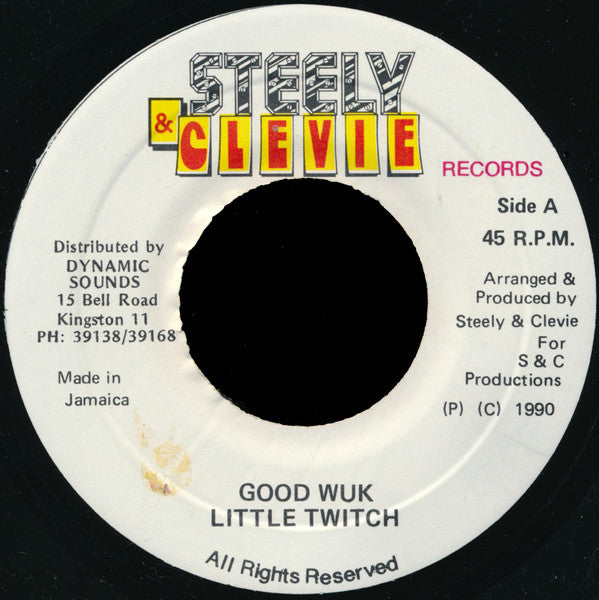 Little Twitch ‎– Good Wuk