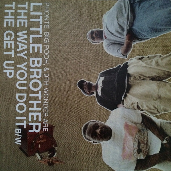 Little Brother  ‎– The Way You Do It
