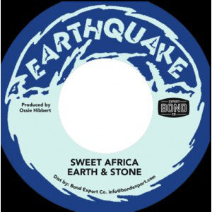 Earth & Stone ‎– Sweet Africa