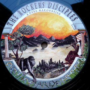 The Rockers Disciples & Daba Makourejah ‎– Far Eye