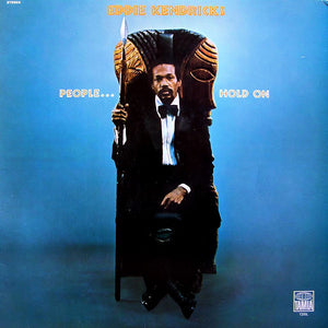 Eddie Kendricks ‎– People...Hold On (VG+)