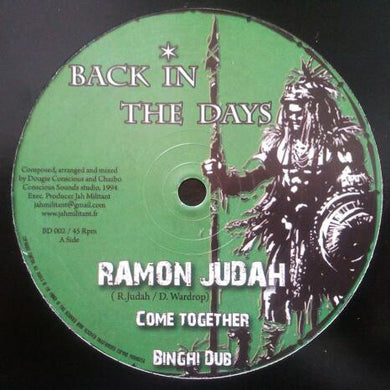 Ramon Judah ‎– Come Together