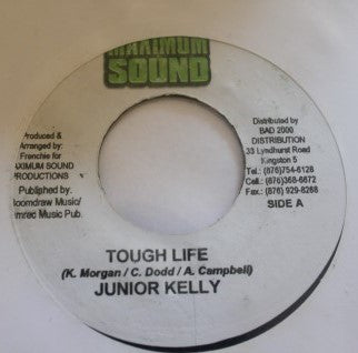 Junior Kelly ‎– Tough Life