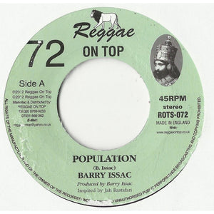 Barry Issac ‎– Population