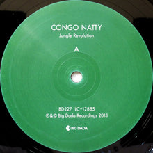 Congo Natty ‎– Jungle Revolution