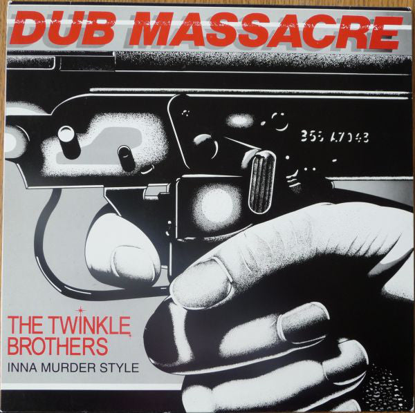 Twinkle Brothers ‎– Dub Massacre