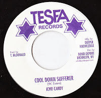 Icho Candy ‎– Cool Down Sufferer