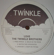 The Twinkle Brothers ‎– Love