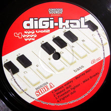 Various ‎– Digi-Kal 4 The Hard Way Vol.2