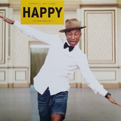 Pharrell Williams ‎– Happy