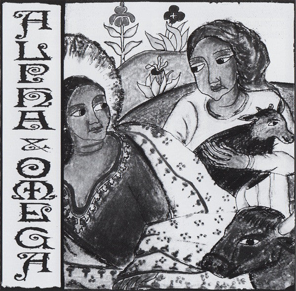 Alpha & Omega ‎– The Half That's Never Been Told ( CD)