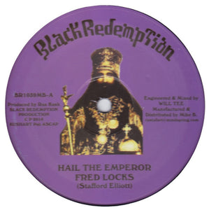 Fred Locks, Micah Shemiah ‎– Hail The Emperor / We Know
