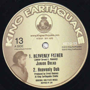 Junior Dread ‎– Heavenly Father / Praise The Father