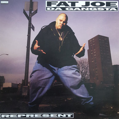 Fat Joe Da Gangsta ‎– Represent