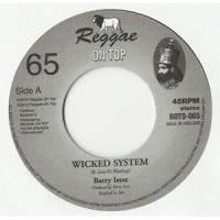 Barry Issac ‎– Wicked System