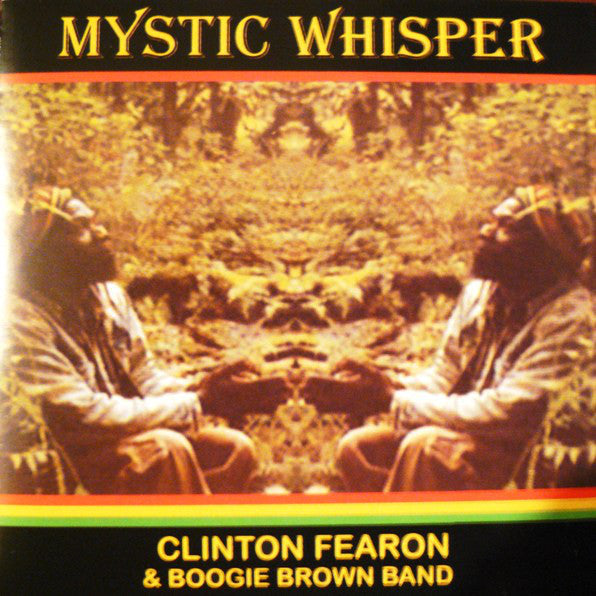 aron & Boogie Brown Band ‎– Mystic Whisper