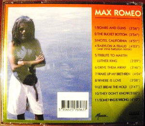 Max Romeo ‎– Something Is Wrong