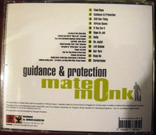 Mateo Monk ‎– Guidance & Protection