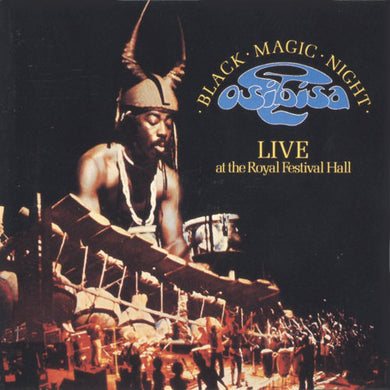 Osibisa ‎– Black Magic Night