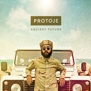 Protoje ‎– Ancient Future (CD)