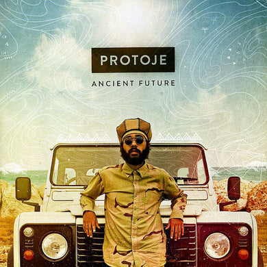 Protoje ‎– Ancient Future