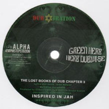 Idren Natural, Mighty Prophet ‎– Green Herb / Jah Iration