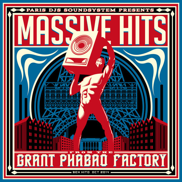Paris DJs Soundsystem ‎– Massive Hits From The Grant Phabao Factory