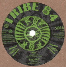 Johnny Osbourne / Jah Marnyah / I Jah Salomon / Dub Akom ‎– Why / Reach Out / Yearning Sax / Way Back Dub
